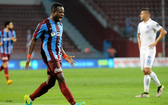 Trabzonspor Onazi'yi İngiltere'ye sattı