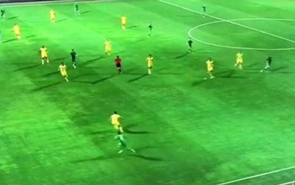 Fenerbahçe'nin ilk golü ofsayt çıktı!