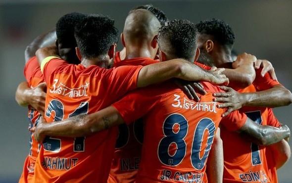 Medipol Başakşehir'in Sevilla maçı muhtemel 11'i