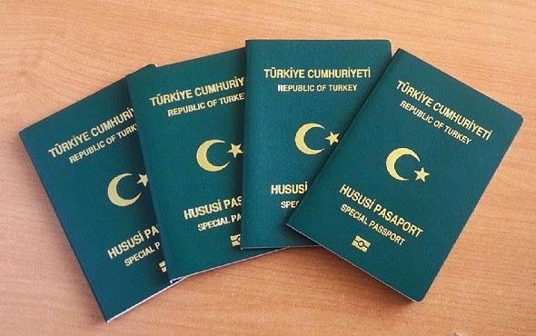 İhracatçı yeşil pasaport ile sınırlarını aştı