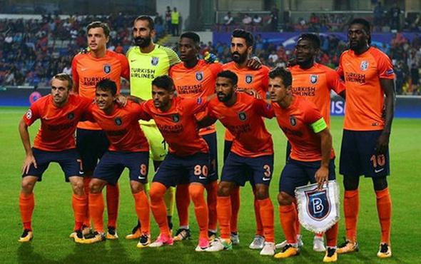 Başakşehir play-off rövanşı için İspanya'da