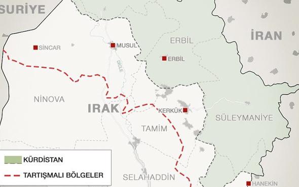 Kerkük kimin? Türkmen - Kürt - Arap nüfusu ne kadar?