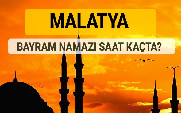Malatya Kurban bayramı namazı saati - 2017