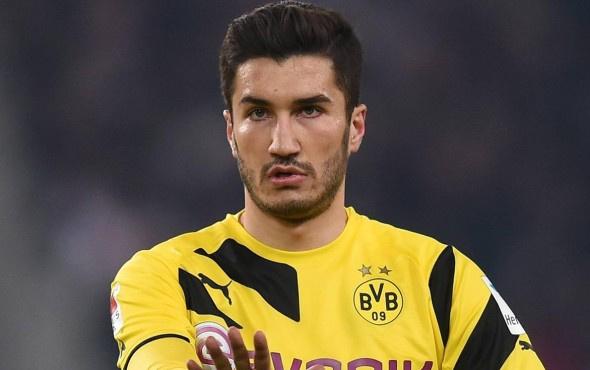 Nuri Şahin Bundesliga'ya damga vurdu