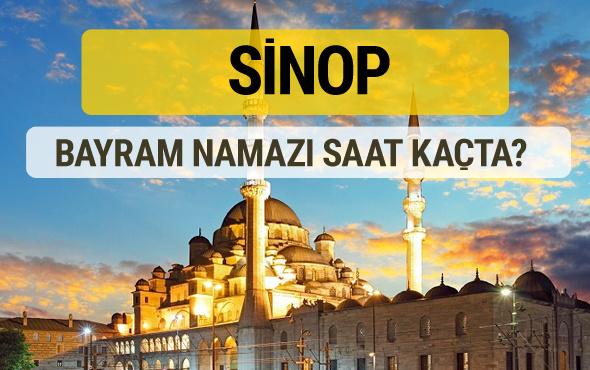 Sinop bayram namazı saat kaçta 2 rekat nasıl kılınır?
