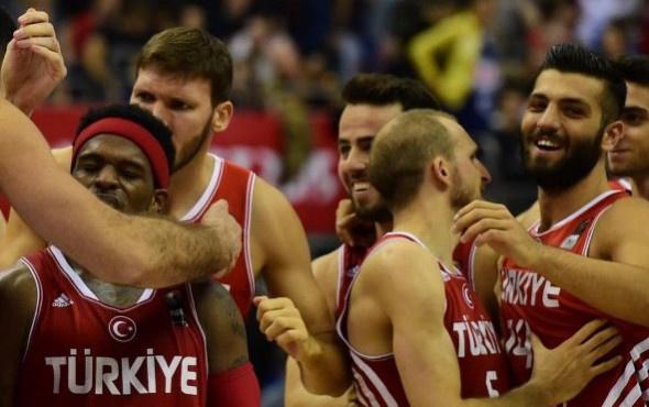 Milli Takım'ın EuroBasket finallerindeki rakipleri