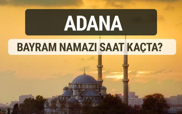 Adana bayram namazı saat kaçta 2017 ezan vakti