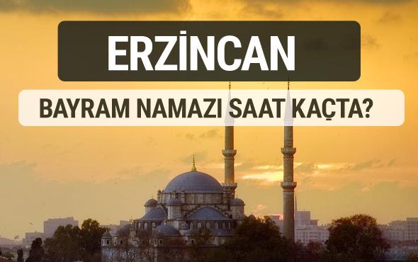 Erzincan bayram namazı saat kaçta 2017 ezan vakti