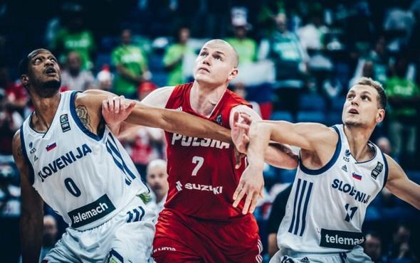 Açılış maçında kazanan Slovenya oldu