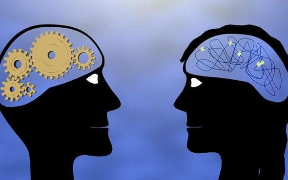 Kadınların beyinleri erkeklerinkinden daha fazla çalışıyor