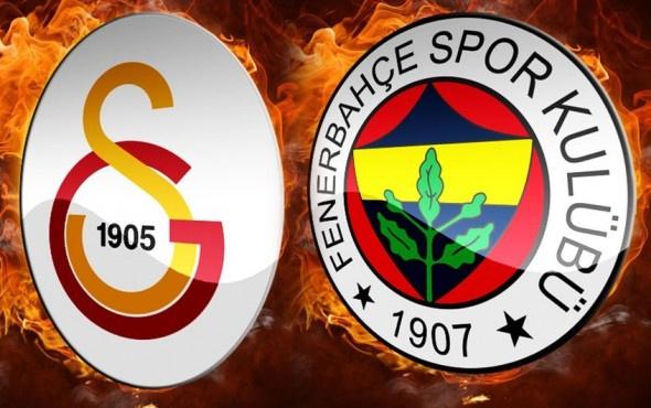 Galatasaray-Fenerbahçe derbi maçı ne zaman saat kaçta?