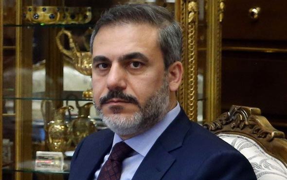 Hakan Fidan'la ilgili çarpıcı iddia Kuzey Irak'a gidiyor