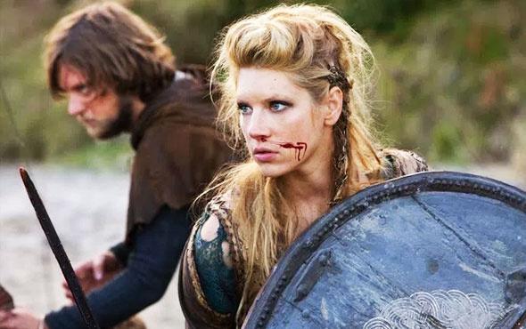 Kadın Viking savaşcılar efsaneden ibaret değilmiş