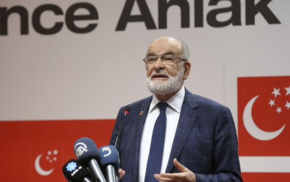 Saadet Partisi'nden SİHA iddiası için flaş açıklama