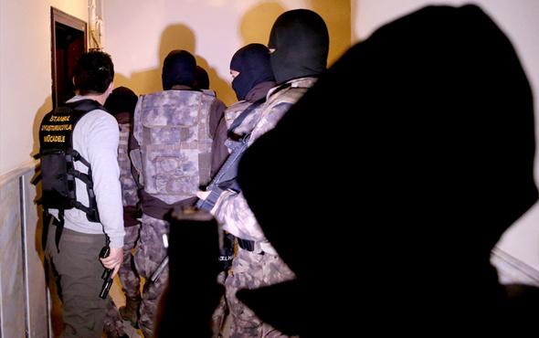Denizli'de uyuşturucu operasyonu 4 kişi tutuklandı