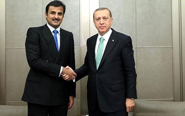 Katar ve Türkiye arasında ekonomik anlaşma