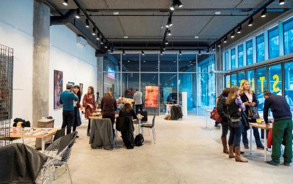 Suriyeli ve Türk sanatçılar bir araya geldi