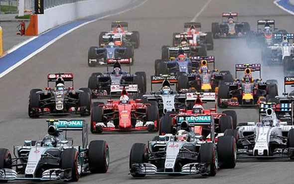 Formula 1'de sıradaki durak Malezya