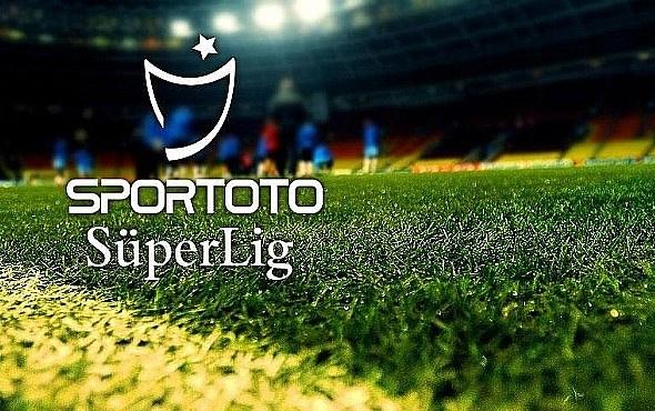 Spor Toto Süper Lig'de 4. hafta hakemleri açıklandı