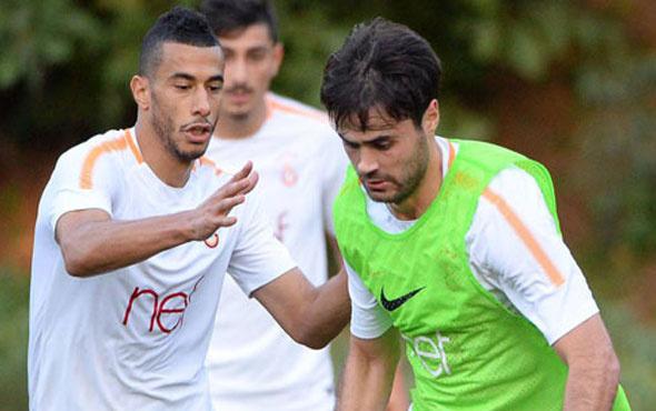 Galatasaray'da Antalyaspor hazırlıkları