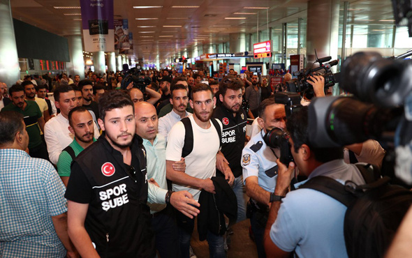 Fenerbahçe'nin yeni transferi sağlık kontrolünden geçirildi