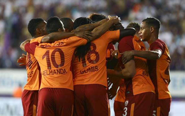 Galatasaray Antalyaspor ile karşılaşıyor