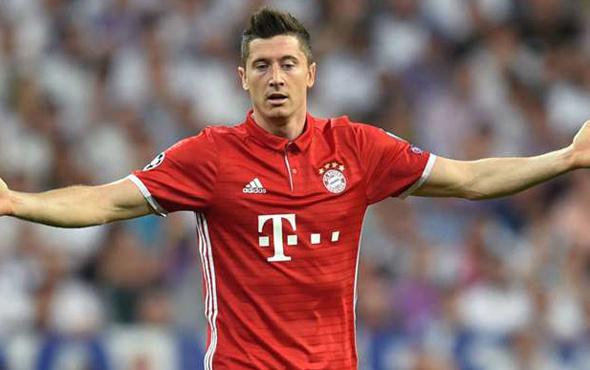 Lewnadowski'den Bayern Münih'e eleştiri