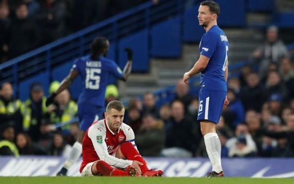 Chelsea-Arsenal kapışmasında gol sesi çıkmadı