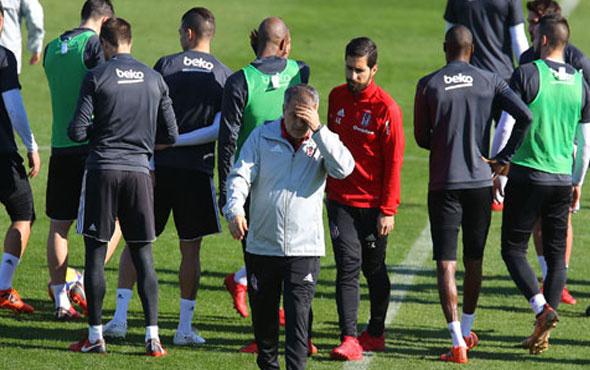Adriano takımla birlikte çalışmalara başladı