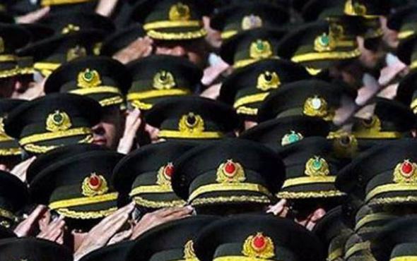 12 Ocak KHK'sı görevden ihraç edilen askerlerin listesi