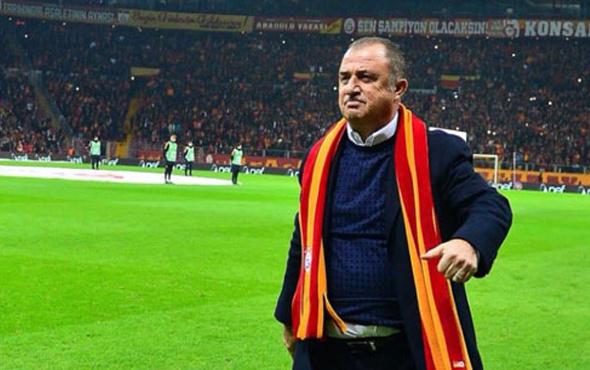 Galatasaray Fatih Terim'le kendine geldi