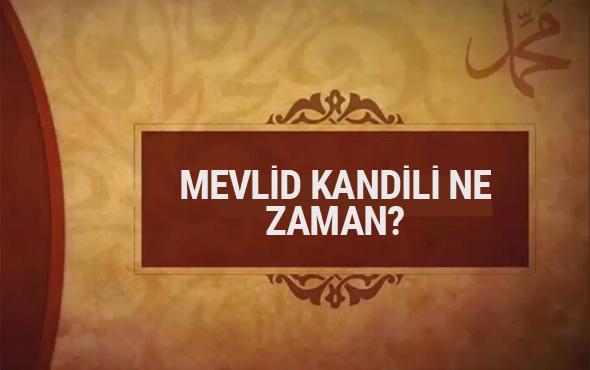 2018 Mevlid Kandili ne zaman duası ve namazının kılınışı