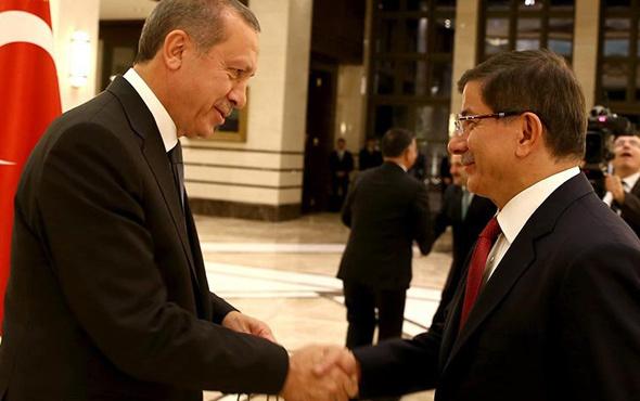 Erdoğan-Davutoğlu görüşmesi sonrası dikkat çeken detay!
