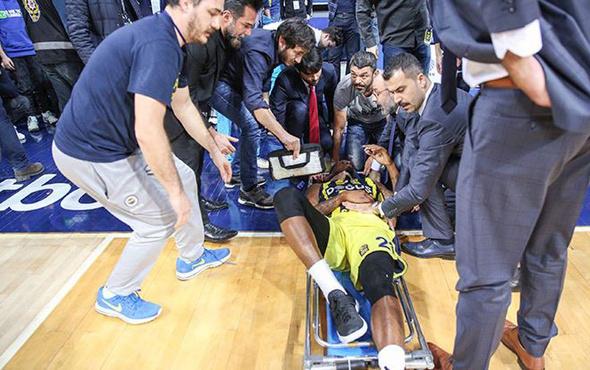 Fenerbahçe'den James Nunnally açıklaması