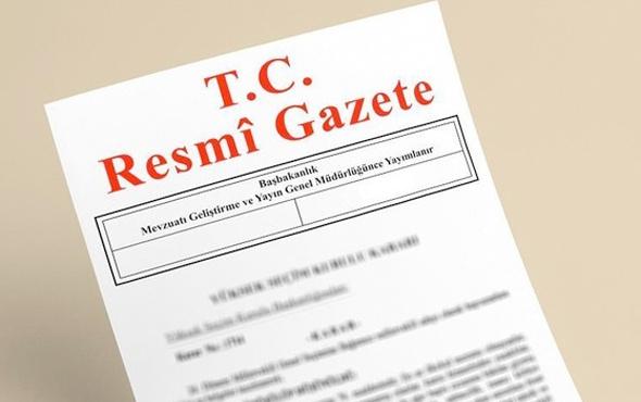 9 Ocak 2018 Resmi Gazete haberleri atama kararları