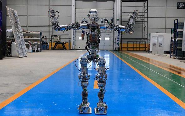 Yerli ve milli robot Akıncı 4 yeni özellikleriyle dikkat çekiyor!