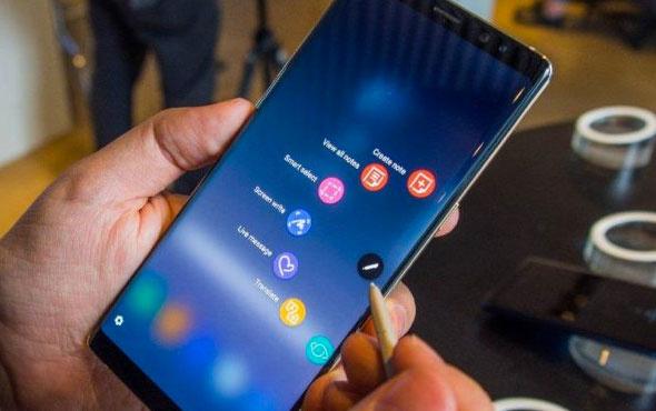 Galaxy Note 9'a güncelleme geldi! İşte güncellemeyle birlikte gelen yenilikler