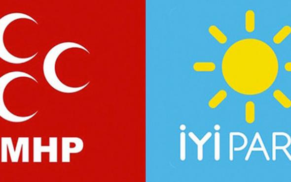 MHP'den İYİ Parti'ye sert eleştiri