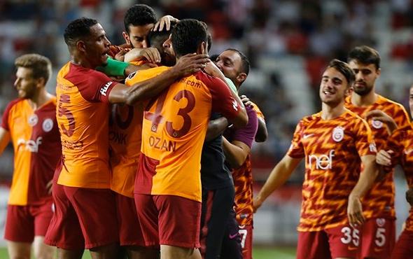 Lider Galatasaray evinde Bursaspor'u ağırlıyor
