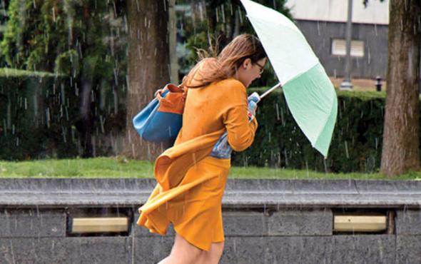 Meteorolojiden 6 kente karla karışık yağış uyarısı!