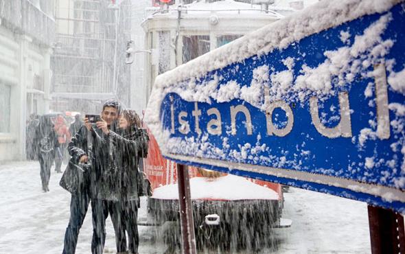Kar yağışı İstanbul'un kapısına dayanıyor! İşte son hava durumu raporu