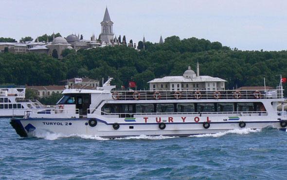 İDO, İstanbul iç hat seferlerini durduruyor