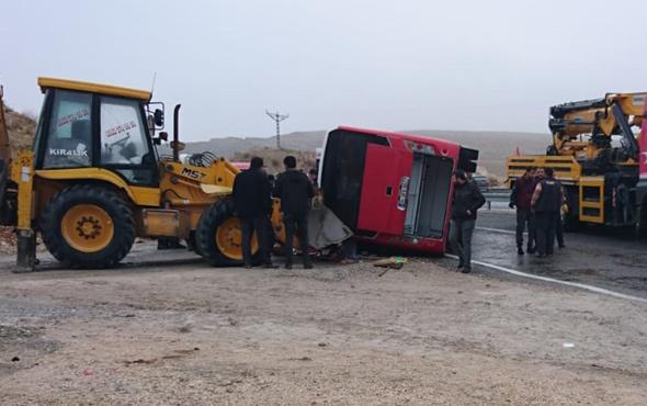 Malatya'da feci kaza: 6 ölü 16 yaralı