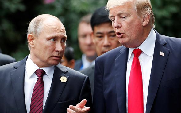 Putin ve Trump arasındaki görüşme o şehirde gerçekleşecek!