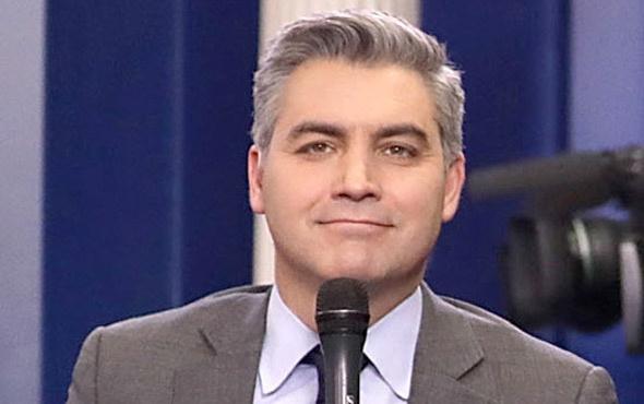 Beyaz Saray CNN muhabirinin basın kartını askıya aldı