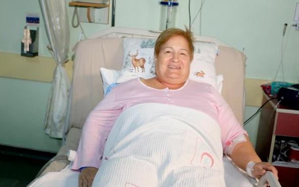 Kanser sanılan hastanın akciğerinden bakın ne çıktı?