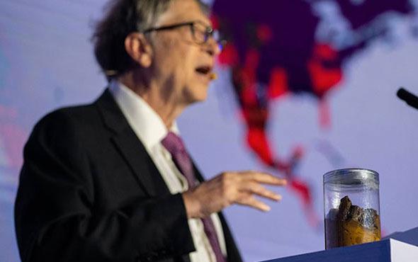 Bill Gates geleceğin tuvaletini tanıttı! 200 milyon dolarlık proje