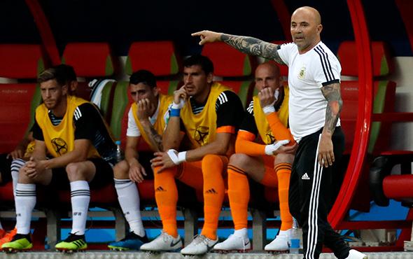 Sampaoli cephesinden Fenerbahçe'ye yanıt!