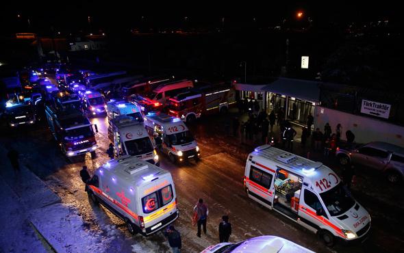 Ankara tren kazasında ölenler isimleri kimler-kimlikleri