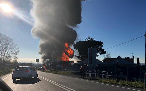 İtalya'da patlama: Çok sayıda ölü ve yaralı var!